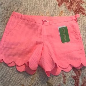 Brand new lily pulitzer shorts